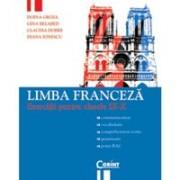 LB. FRANCEZA EXERCITII CL. IX-X