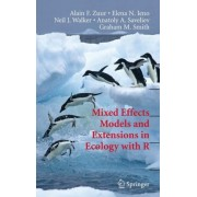 Mixed Effects Models and Extensions in Ecology with R by Alain F. Zuur