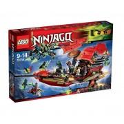 Ninjago - L'Ultime QG des ninjas - 70738