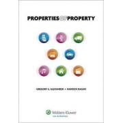 Properties of Property by Robert Noll Professor of Law Gregory S Alexander