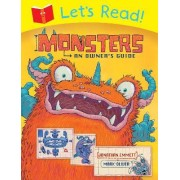 Let's Read! Monsters: An Owner's Guide by Jonathan Emmett