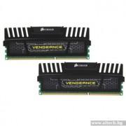 DDR3, KIT 16GB, 2x8GB, 1600MHz, CORSAIR Vengeance™, Black, CL9 (CMZ16GX3M2A1600C9)