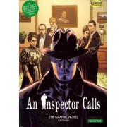 An Inspector Calls the Graphic Novel: Quick Text by J. B. Priestley