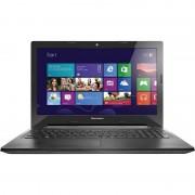 Laptop Lenovo IdeaPad G50-80 15.6 inch HD Intel Core i7-5500U 4GB DDR3 500GB HDD AMD Radeon R5 M330 2GB Windows 8.1 Black Renew