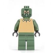 LEGO Minifigure - Spongebob Squarepants - SQUIDWARD TENTACLES