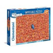 Clementoni 39359 - Puzzle Impossible, Finding Nemo, 1000 Pezzi, Multicolore