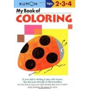 My Book of Coloring by Kumon