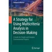 A Strategy for Using Multicriteria Analysis in Decision-making by Nolberto Munier