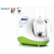 Cherub Baby Natriblend Steamer Blender Baby Food Preparation Unit