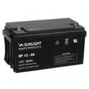 Sunlight acumulator stationar 12V - 65Ah AGM VRLA Accu Force 12 - 65