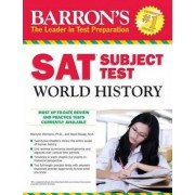 SAT Subject Test World History by William Melega