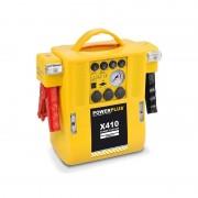 Arrancador de baterías con compresor Powerplus POWX410