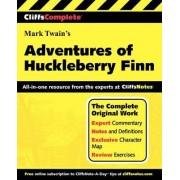 The Adventures of Huckleberry Finn: Complete Study Edition by Mark Twain