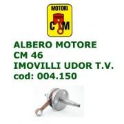 albero motore MOTORI CM 46 IMOVILLI UDOR