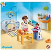 Playmobil 4286 - La Chambre De Bébé