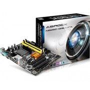 ASRock AM3+ N68C-GS4 FX Scheda Madre AMD, ATX, 2xD3 1600, SATA 2, USB 2, Nero