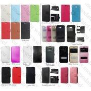 """Huawei Y5 II / Y6 II Compact (калъф кожен) """"Book style"""""""
