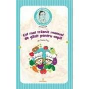 Cel mai trasnit manual de gatit pentru copii - Nana Pitz