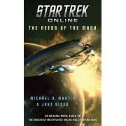 Star Trek Online: The Needs of the Many by Michael A. Martin