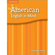 American English in Mind Starter Testmaker Audio Cd and Cd-rom by Sarah Ackroyd