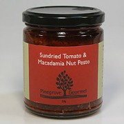 Sundried Tomato and Macadamia Pesto 250g