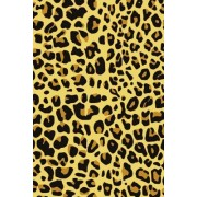 Jaguar Fur Pattern: Blank 150 Page Lined Journal for Your Thoughts, Ideas, and Inspiration