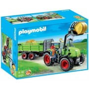 Playmobil Country 5121 Tractor with Trailer by Playmobil