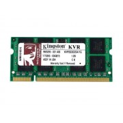 KINGSTON réf KVR533D2S4/1G - DDR2 - PC2-4200 CL4 - 533MHZ - 200 broches - 1 Go