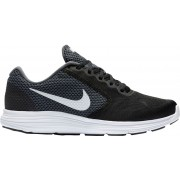 Nike Revolution 3 Laufschuh Men Dark Grey/White-Black 48,5 Running Schuhe