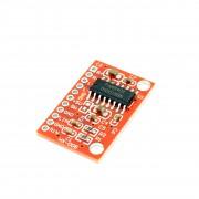 Modul Mini Amplificator PAM8403 in Clasa D Stereo, 3 W, Rosu