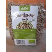 Bio Slnečnicové semienka 250 gramov