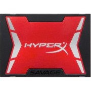 "SSD Kingston HyperX Savage, 480GB, 2.5"", SATA III 600 (Upgrade Bundle Kit)"