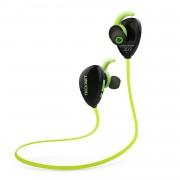 TeckNet G938 Bluetooth 4.0 Sweatproof Sport Earphones - безжични спортни слушалки с микрофон за мобилни устройства (зелен)