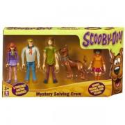 Set 5 figurine Scooby Doo 13 cm