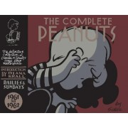 The Complete Peanuts 1961-1962: Volume 6 by Charles M. Schulz