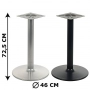 FOPOL - NY Table base NY-B006, 2 colours, base diameter 46 cm (table frame)