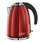 Russell Hobbs 18941-70 Bouilloire Colors 2200 W Rouge