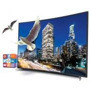 "55"" Fine Arts 55 FLX 9591 BP zakrivljeni Smart LED 4K Ultra HD LCD TV"