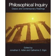 Philosophical Inquiry by Jonathan E Adler