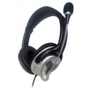 Casti cu Microfon Gembird MHS-401 (Argintiu)