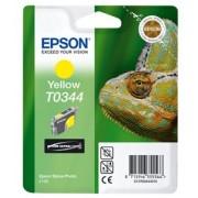 Epson T03444010 Tintapatron StylusPhoto 2100 nyomtatóhoz, EPSON sárga, 17ml