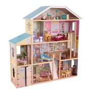 KidKraftMajestic Mansion Dollhouse with Furniture