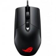 Геймърска мишка ASUS ROG Strix Impact RGB, Оптична, Жична, USB, ASUS-MOUSE-ROG-STRIX-IMPACT