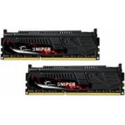 Kit Memorie G.Skill Sniper 2x4GB DDR3 1866MHz CL9 Dual Channel
