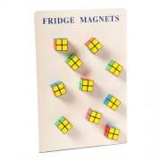 Rubiks Kub Kylskåpsmagnet