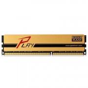 DDR4, 4GB, 2400MHz, GoodRam, CL15 (GY2400D464L15S/4G)