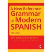 A New Reference Grammar of Modern Spanish by John B. Butt