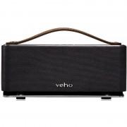 Boxa portabila Veho 360 grade Mode Retro Wireless Bluetooth black / silver