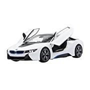 Jamara 405026 27MHz 1: 14 BMW i8 Battery Door Manual - White