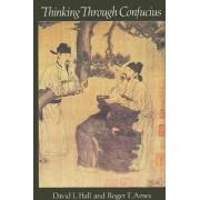 Thinking Through Confucius by David L. Hall